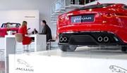 Jaguar va supprimer 2000 postes au niveau mondial