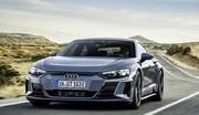 Prix Audi e-tron GT et RS e-tron GT (2021) : À partir de 101 500 €