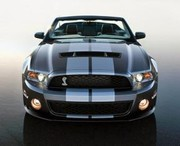 Ford Mustang Shelby GT500 : Venimeuse
