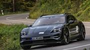 Porsche Taycan Cross Turismo (2021) : Arrivée imminente