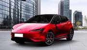 La Tesla qui va battre l'A3 et la Série 1 ?
