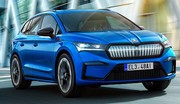 Skoda Enyaq : l'électrique en Sportline avant la version RS