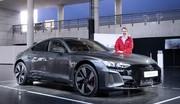 Audi RS e-tron GT (2021) : À bord de la plus puissante des Audi !