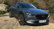 Essai Mazda CX-30 e-Skyactiv X 186ch BVA : Efficient, mais pas enthousiasmant