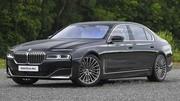 BMW Série 7 (2022) : Premier aperçu de la limousine de 7e génération
