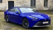 Essai vidéo Toyota Mirai (2021) : l'écologie atypique