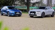 Nouvelle DS4 face à l'Audi A3 : premier contact en vidéo