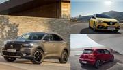 DS 7 Crossback,  Mégane RS, Clio 4 : Ces voitures les plus volées en France en 2020