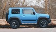 Essai du Suzuki Jimny : petit, mais robuste