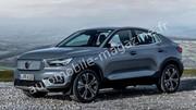 Le nouveau Volvo C40 électrique révélé le 2 mars