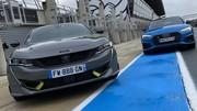 Essai Peugeot 508 PSE vs Audi S5 Sportback : Le Lion défie les Anneaux !