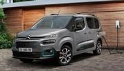 Citroën dévoile son Berlingo électrique