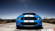 Ford Mustang Shelby GT500 : L'année commence fort !