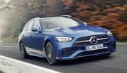 Mercedes Classe C W206 2021 : Une mini Classe S