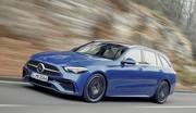 Nouvelle Mercedes Classe C (2021) : Le break fait de la résistance