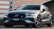 Essai Volvo V60 T8 Polestar Engineered : Polyvalence et performance