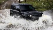 Le Land Rover Defender embarque un V8 de 525 ch
