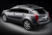 Cadillac SRX : Tropisme européen