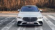 Essai Mercedes Classe S 2021 (S 350d 4 Matic)