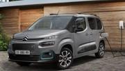 Citroën ë-Berlingo (2021) : Le ludospace électrique aux chevrons