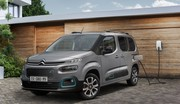 Citroën ë-Berlingo : le ludospace disponible en 100 % électrique