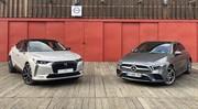 Comparatf vidéo - DS 4 VS Mercedes Classe A : début d'une rivalité