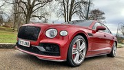 Essai Bentley Flying Spur V8 : diabolique