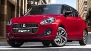 La nouvelle Suzuki Swift arrivera l'année prochaine