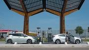 France : des bornes électriques pour toutes les stations-service des autoroutes, d'ici 2023