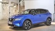 Nissan Qashqai e-Power : l'étrange solution de l'électrogène … ?