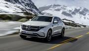 Le Mercedes EQC est désormais… 5.000 euros moins cher !