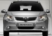 Toyota Avensis : Passe-partout bien conçu, mais pas donné