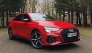 Essai Audi A3 40 TFSi e (2021) : performante mais pas distinctive