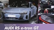 Audi RS e-tron GT : La supersportive électrique de 650 ch en détail