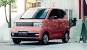 Hong Guang Mini : la voiture électrique moins chère qu'un vélo électrique