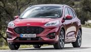 Notre avis et nos mesures du Ford Kuga 2.5 Duratec FHEV