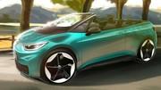Volkswagen ID3 Cabriolet. Vous en pensez quoi ?