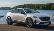 Peugeot 308 (2022) : Premières infos et photo du Crossover (P54)