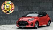 La Toyota Yaris élue voiture de l'année