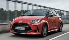 La Toyota Yaris élue voiture de l'année 2021