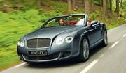 Bentley Continental GTC Speed : La plus décoiffante des anglaises
