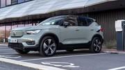 Volvo sera une marque 100 % électrique en 2030