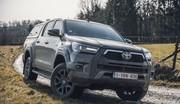 Essai Toyota Hilux VIII (2020) 2.8d
