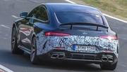 Mercedes-AMG s'apprête à présenter sa nouvelle GT 73e plug-in hybride