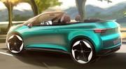 Volkswagen ID.3 : le cabriolet électrique arrive !