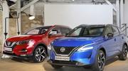 Nissan Qashqai 3 vs Qashqai 2. Tout ce qui change !