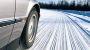 Les pneus neige sont plus efficaces que les chaînes