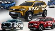 Voiture 7 places : tous les futurs SUV attendus
