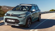 Citroën C3 Aircross phase 2 2021 : La gamme et les prix à partir de 18850 euros