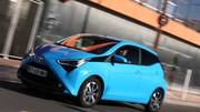 Toyota : clap de fin pour la Aygo